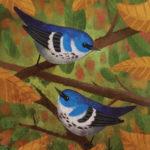 Losing Altitude Book — Cerulean Warbler